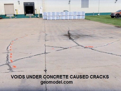 void detection under concrete_sm