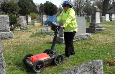 Cemetery Mapping and Grave Mapping Services